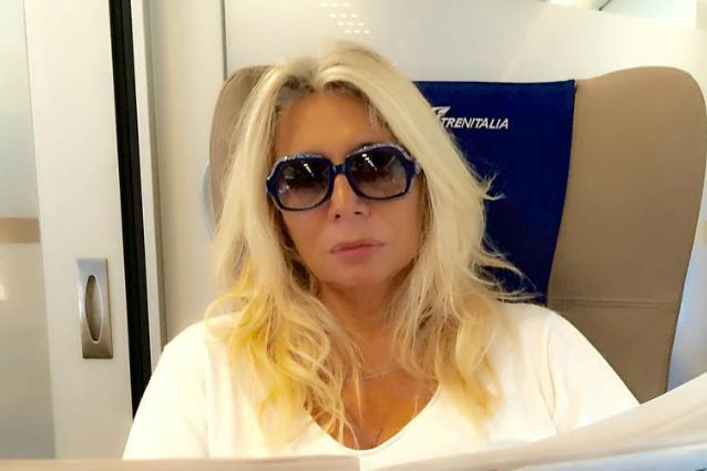 Mara Venier, morto ex marito Ferracini