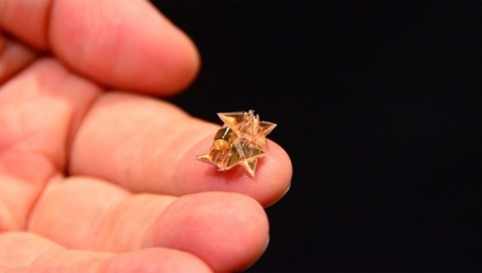 Robot origami per contrastare obesità