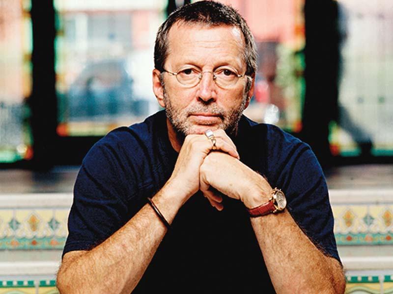 Eric Clapton lascerà musica perché è malato