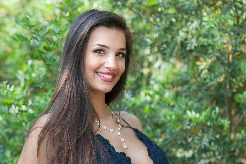 Giada Tropea vince fascia Miss Mondo Italia 2016