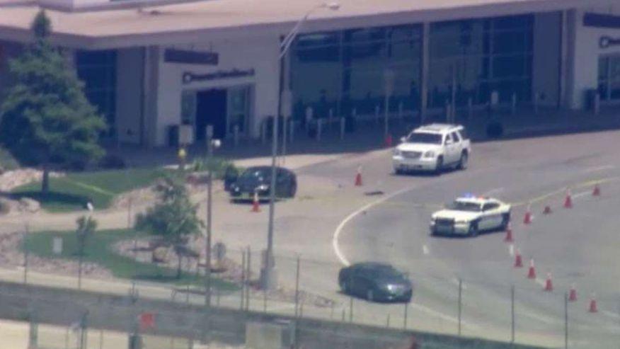 Dallas, Polizia spara contro uomo