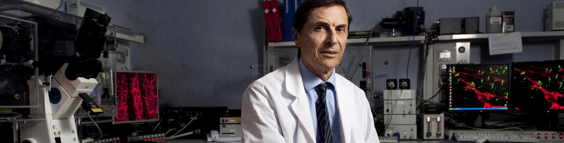 Cancro, Mantovani premiato