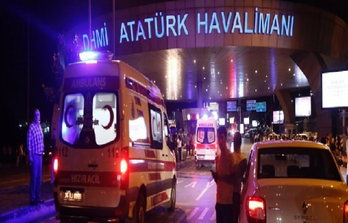 Turchia: kamikaze aeroporto Ataturk: 36 morti