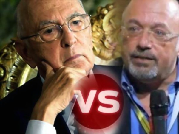 Offese Napolitano, Storace assolto