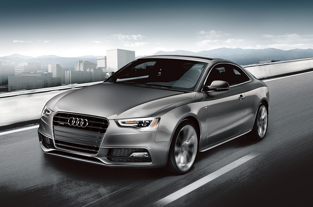 Audi A5 coupé: seconda generazione in autunno