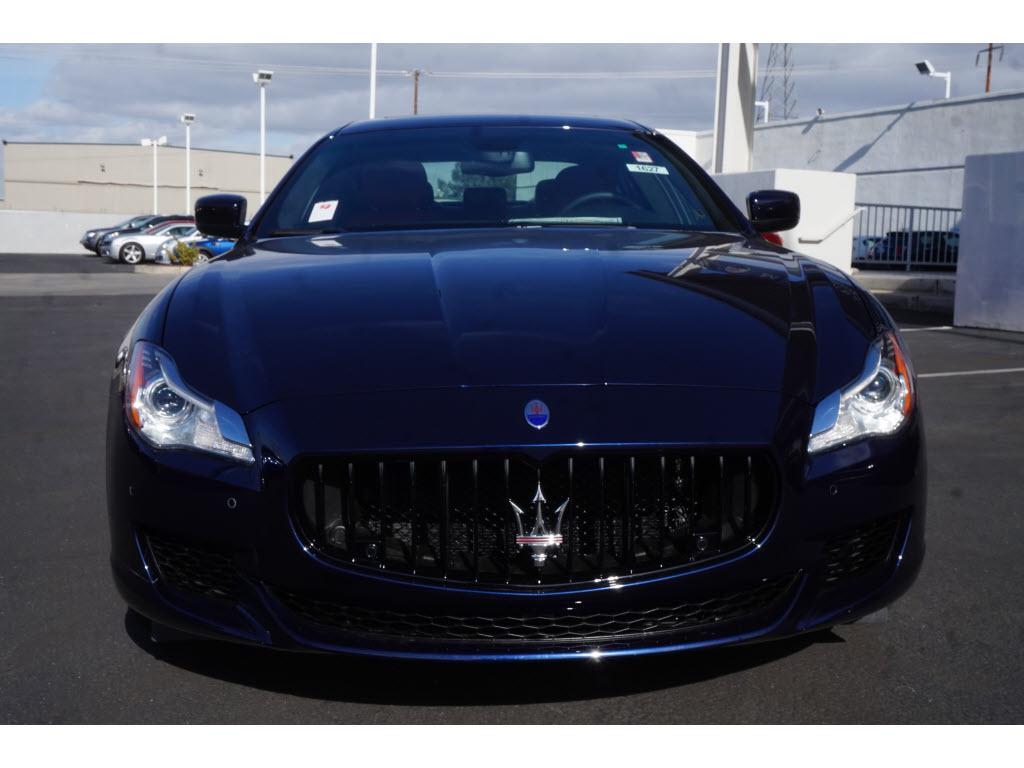 Maserati Quattroporte: ecco il modello 2016