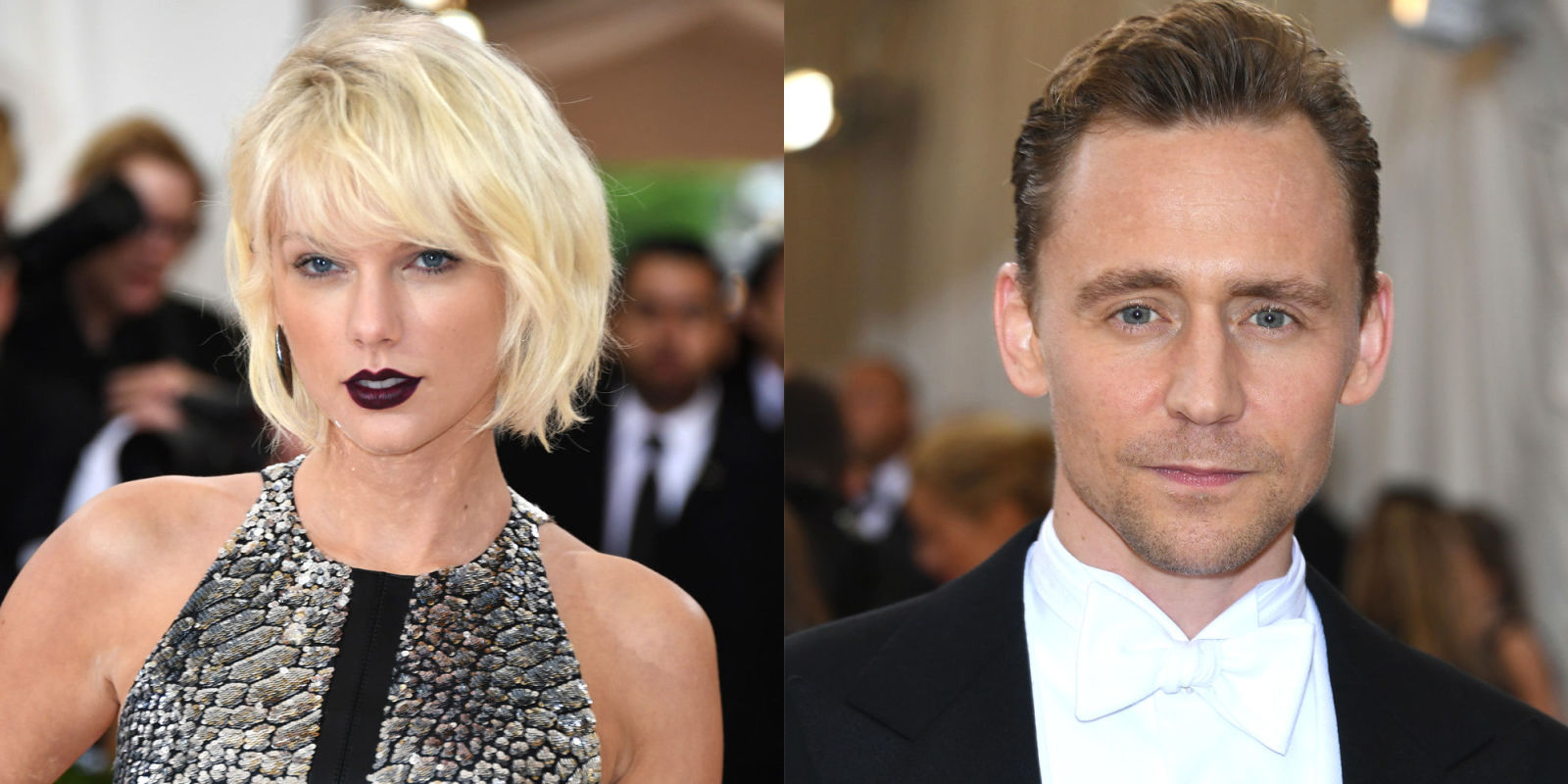 Taylor Swift e Tom Hiddleston innamorati?