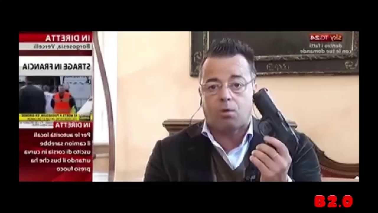 Gianluca Buonanno è morto: Lega Nord in lutto