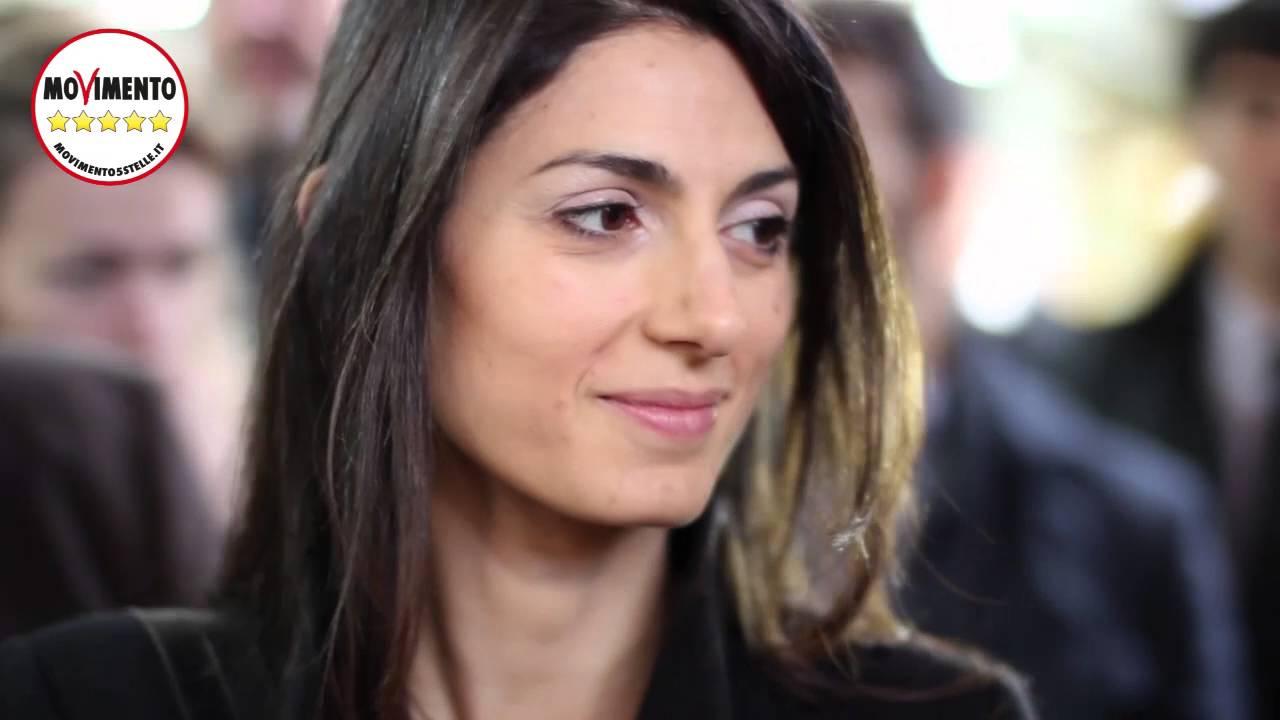 Roma, Virginia Raggi al ballottaggio con Giachetti