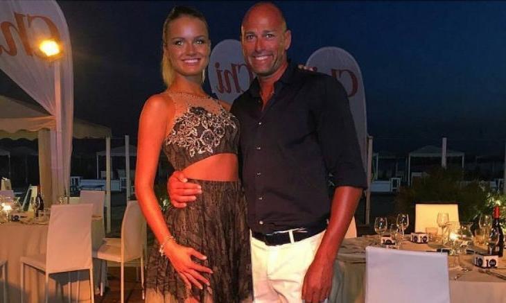 Mercedesz Henger innamorata di Stefano Bettarini?