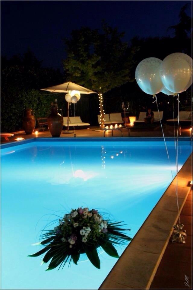 Benevento, bimba romena annega in piscina ristorante