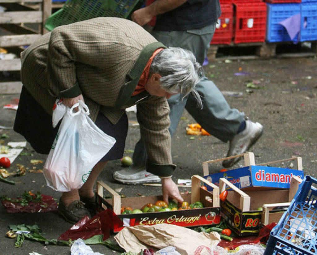 Povertà Italia 2016