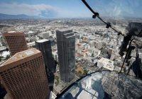 Los Angeles: scivolo più alto al mondo inaugurato, biglietto a 30 dollari