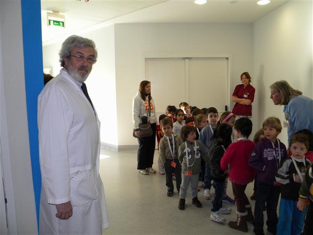 Pediatra arrestato per molestie a Legnano