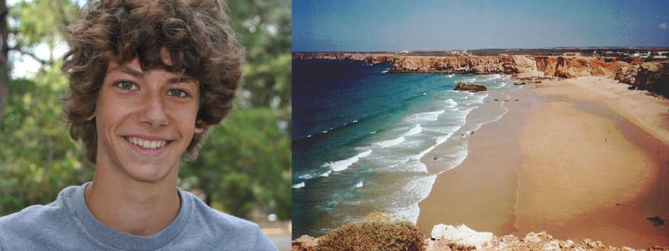 Filippo Marin, studente di Venezia morto in Portogallo