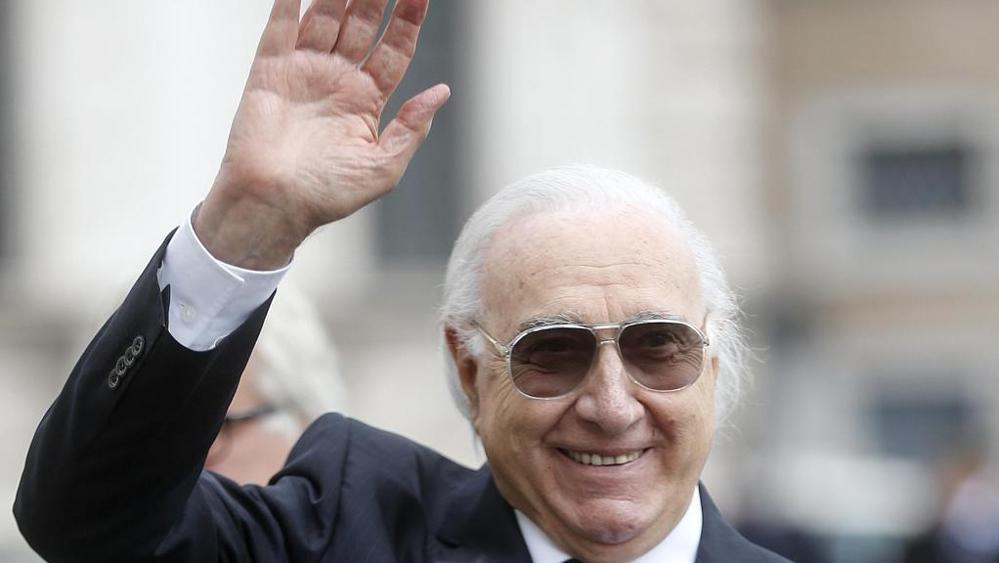 """Pippo Baudo: 80 anni e presentatore di """"Domenica In"""""""