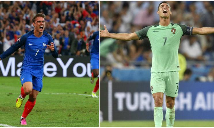 Francia Portogallo: stasera finalissima Euro 2016