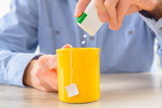 Dolcificanti artificiali fanno ingrassare: meglio zucchero?