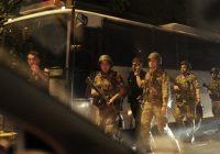 Colpo di Stato in Turchia respinto dai civili