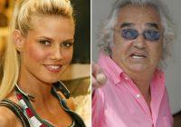 Heidi Klum ha avuto una figlia da Briatore