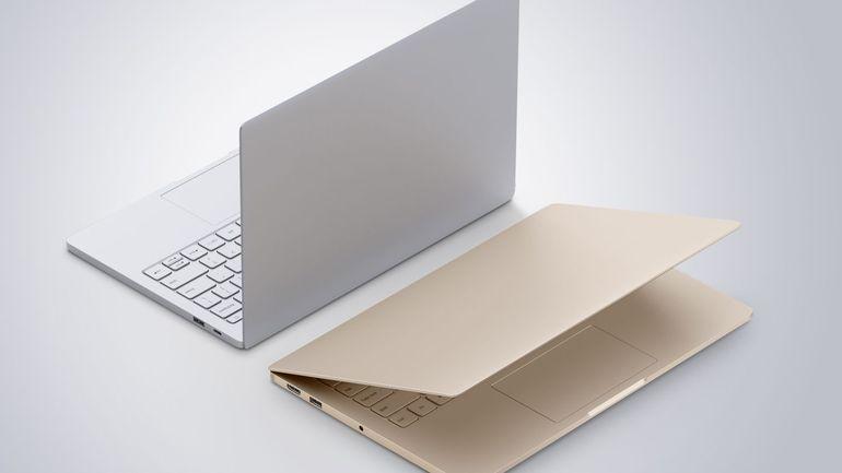 Xiaomi Mi Notebook Air sembra MacBook