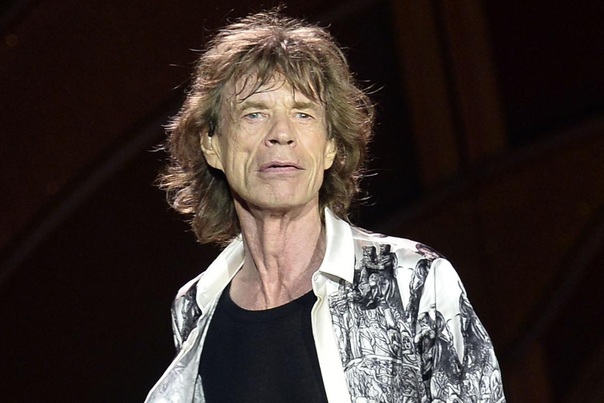 Mick Jagger padre per l'ottava volta: oggi 73 anni