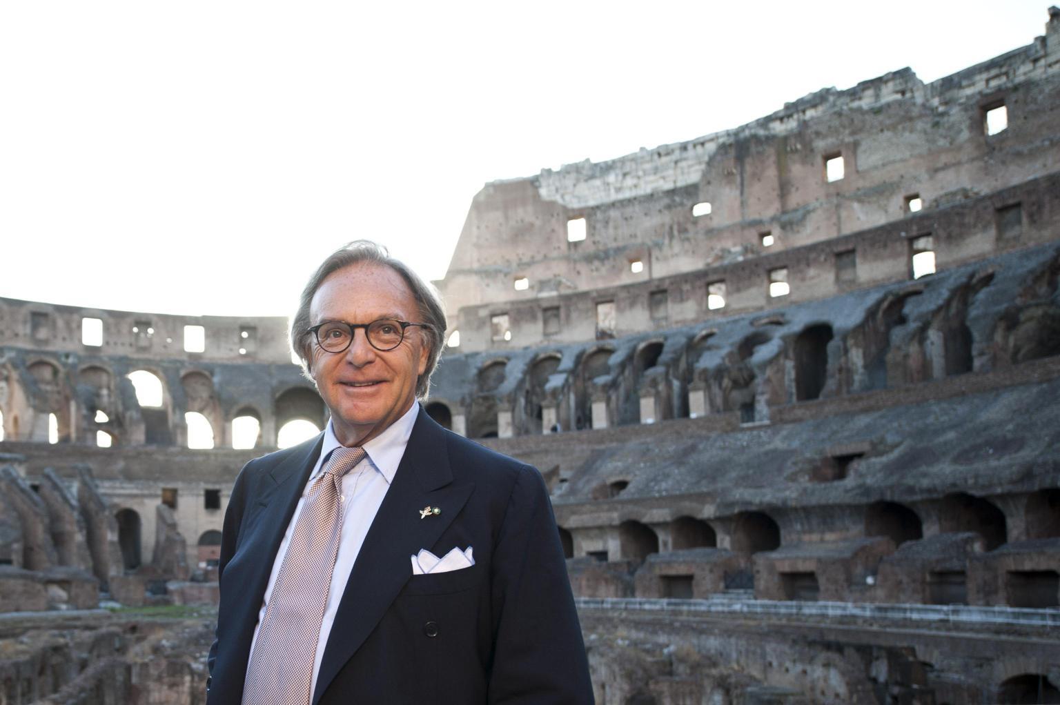 Restauro Colosseo: priva fase conclusa grazie a Tod's