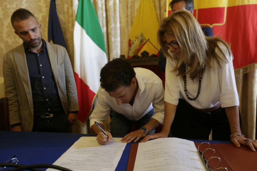 Napoli, prima richiesta unione civile