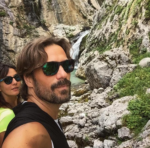 Ambra Angiolini e Lorenzo Quaglia trascorrono vacanze insieme