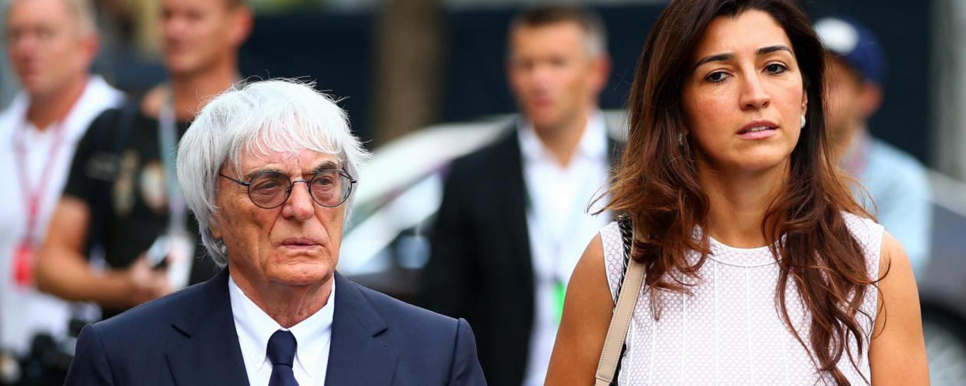Bernie Ecclestone, madre Fabiana Flosi liberata
