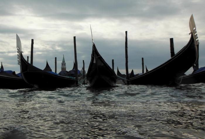 Turista a Venezia scambia il molo per una latrina