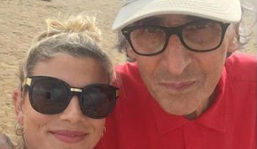 Emma Marrone in Sicilia: duetto con Battiato