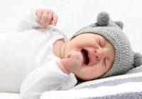 Non tutti i neonati piangono allo stesso modo