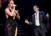 Jennifer Lopez lascia Casper Smart e canta con Marc Anthony