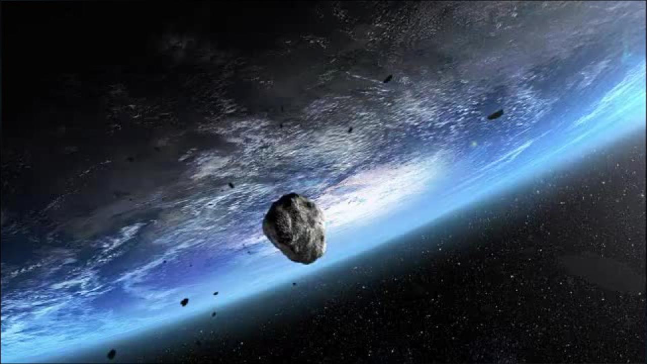 Asteroide 2016 QA2 ha sfiorato la Terra ma è stato scoperto tardi