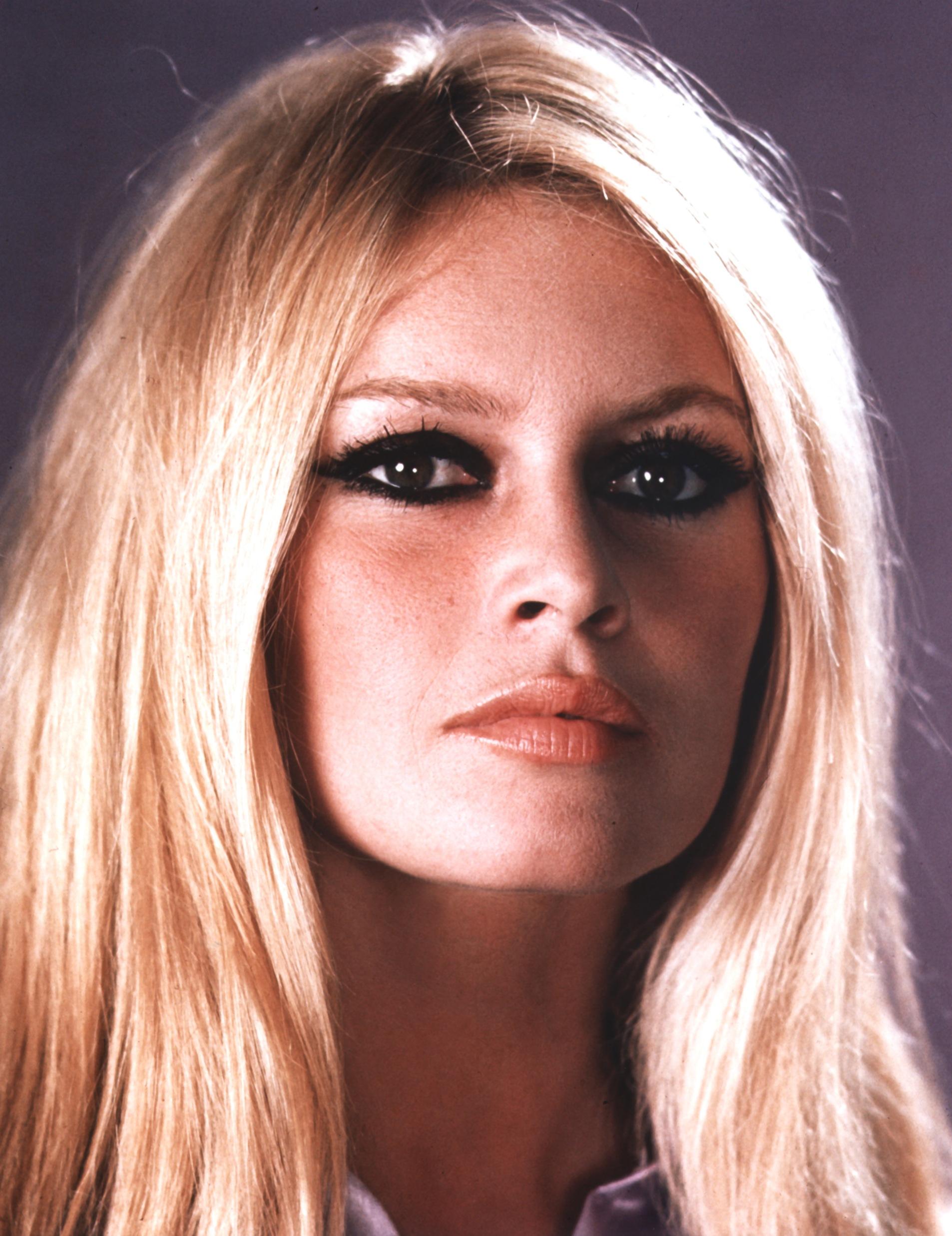 Brigitte Bardot età
