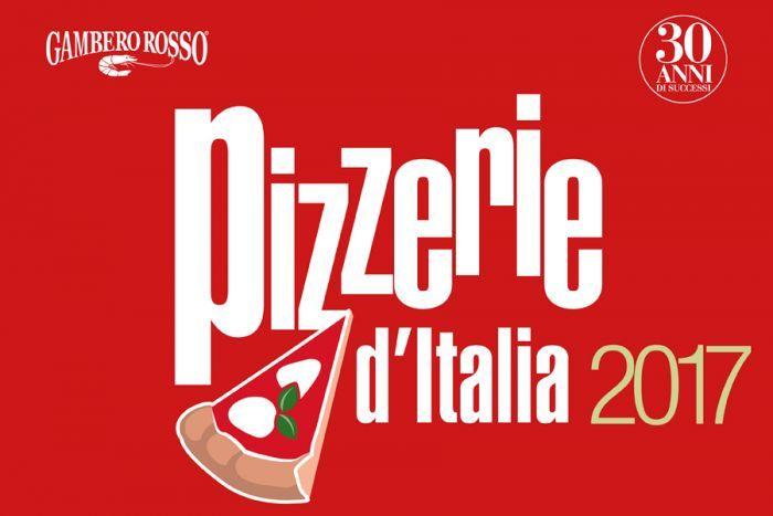 Gambero Rosso 2017 pizzerie d'Italia
