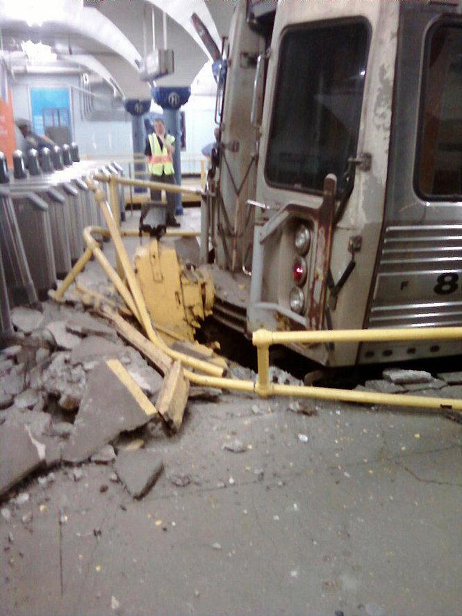 Incidente ferroviario Usa