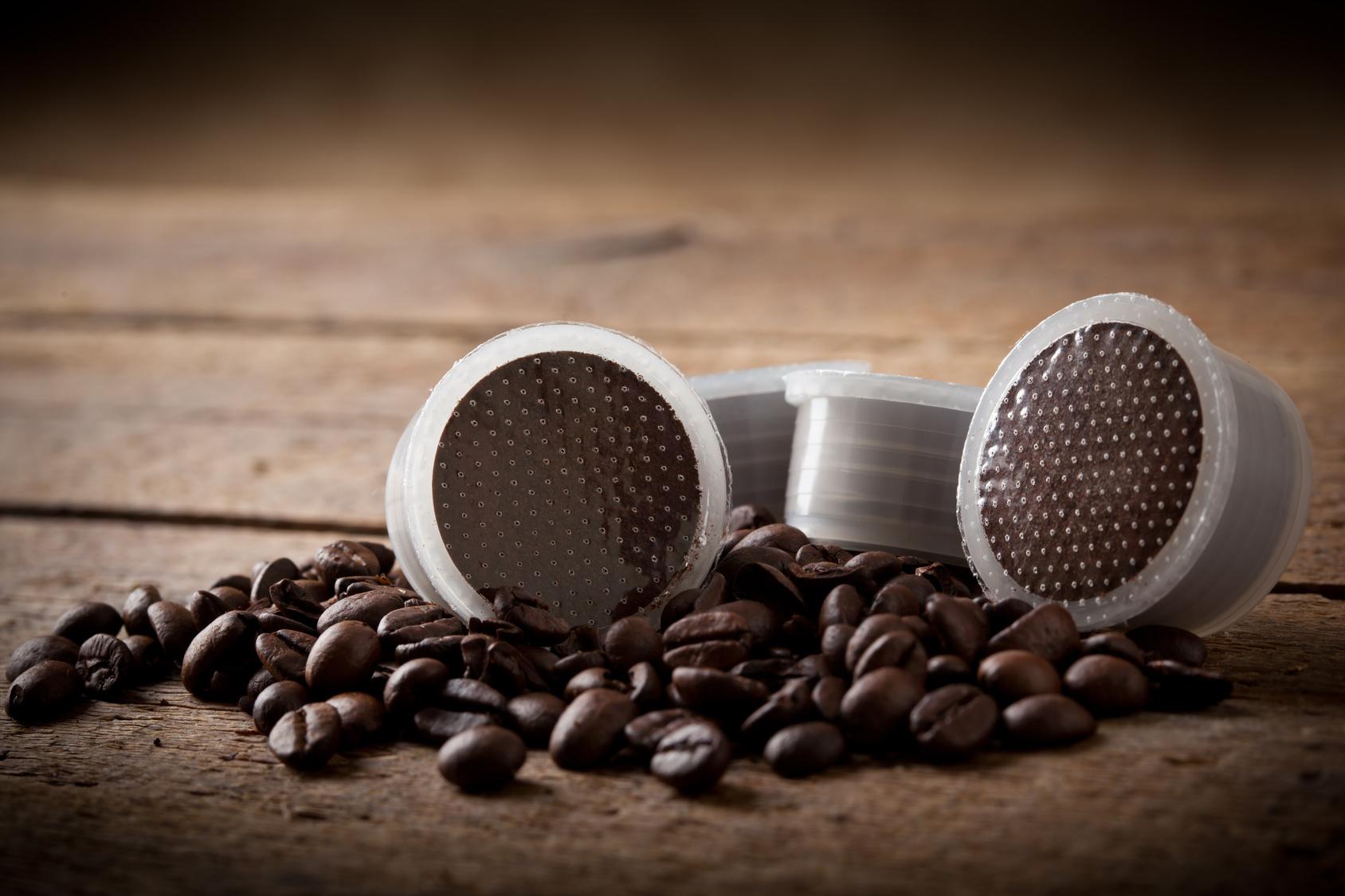 Caffè in capsule piace ma inquina