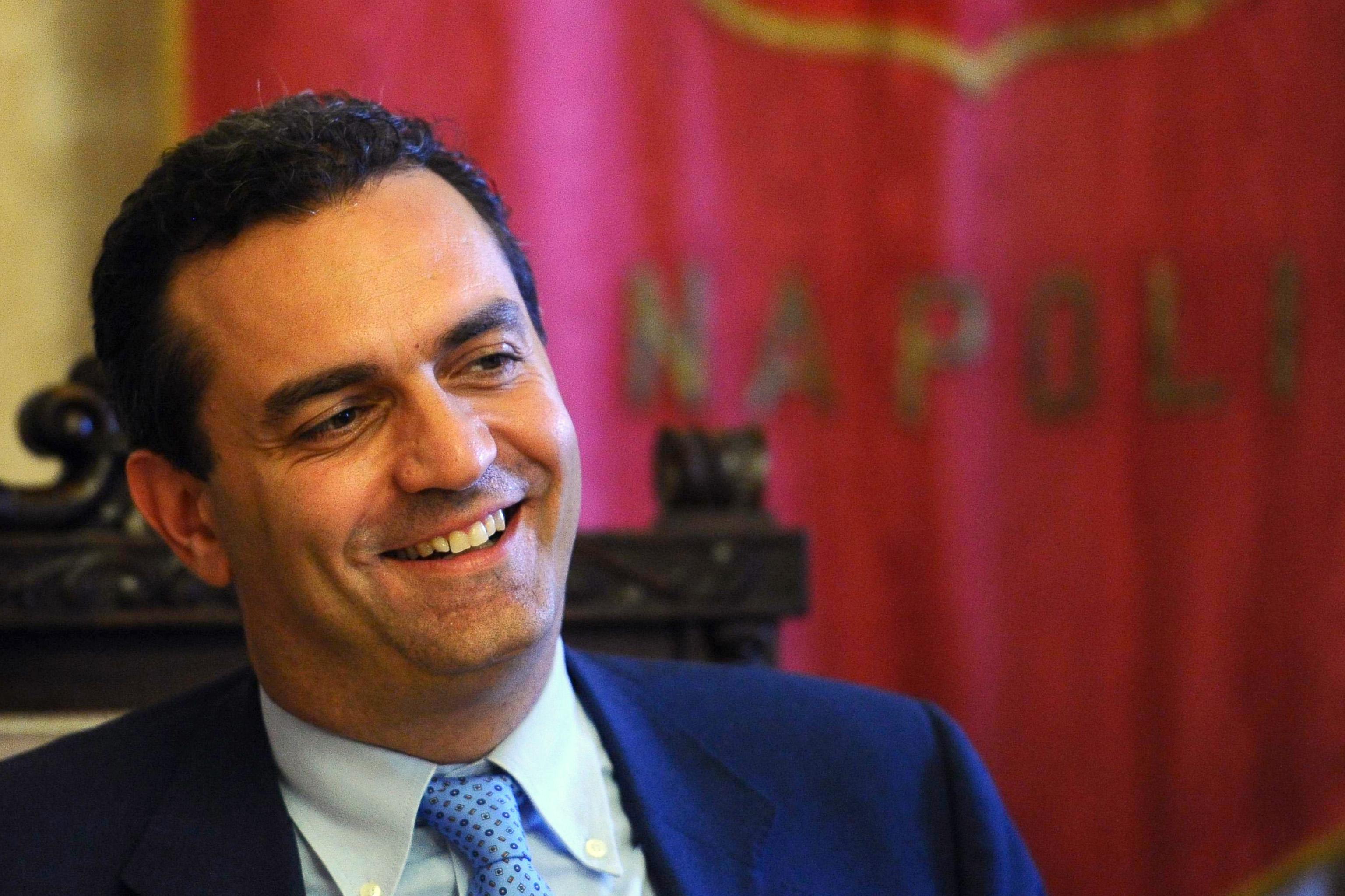 Luigi De Magistris candida Napoli alle Olimpiadi