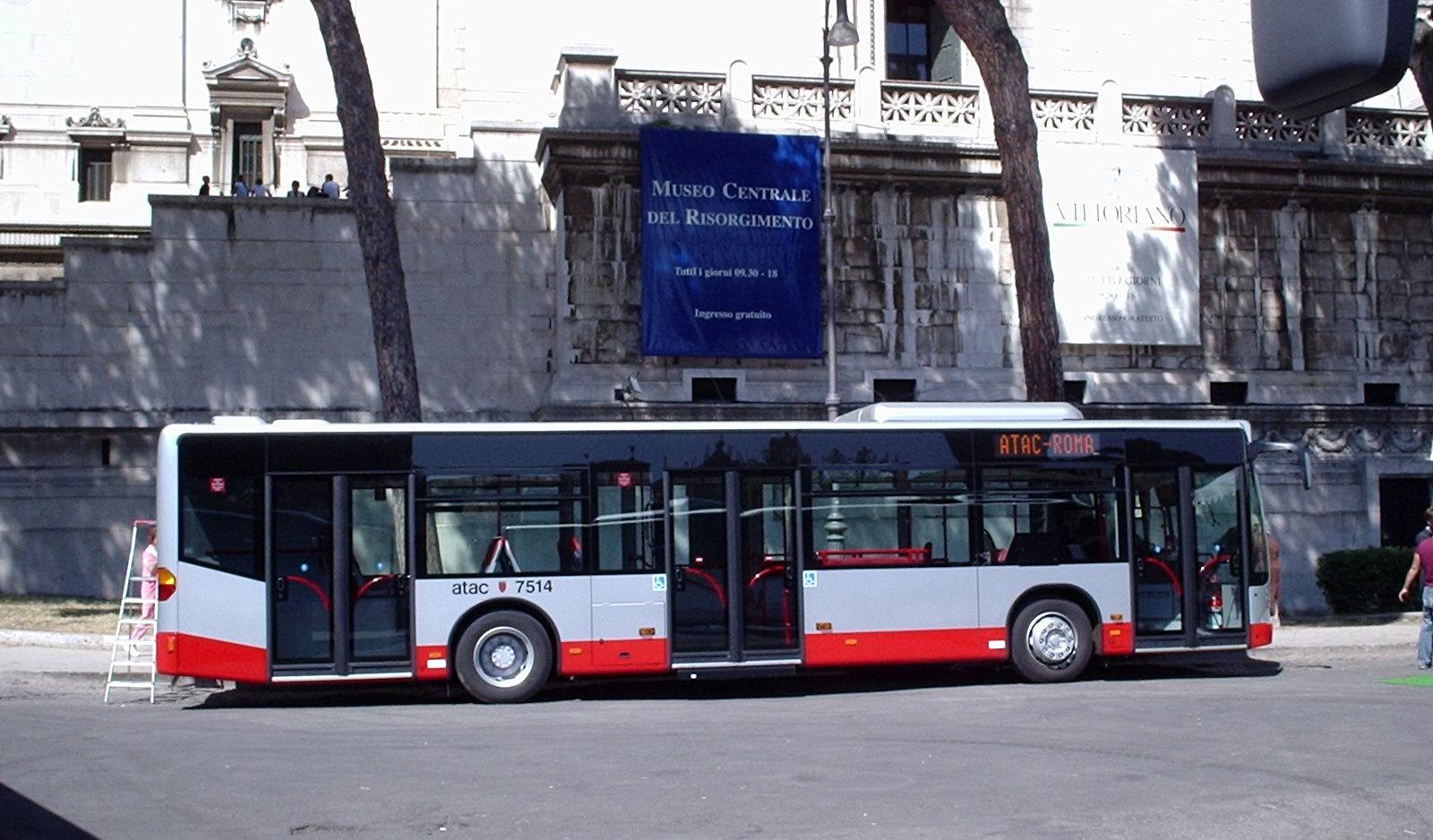Atac, a Roma bus vecchi e rotti: corse soppresse