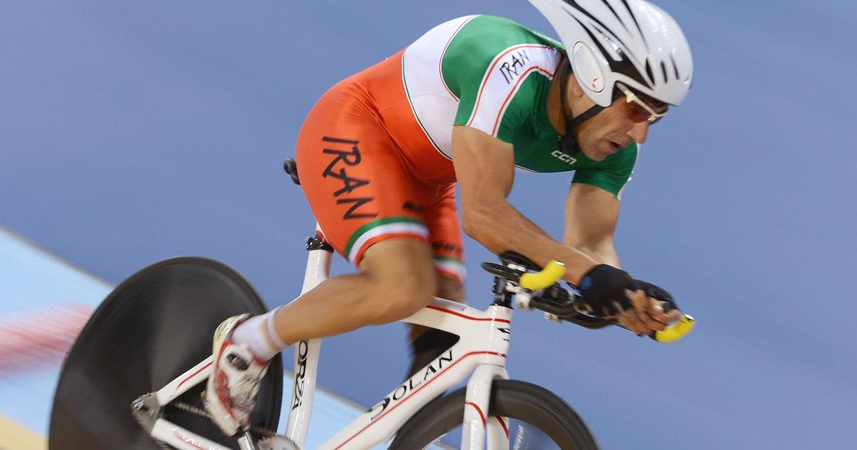 La fine tragica delle Paralimpiadi: morto un ciclista iraniano