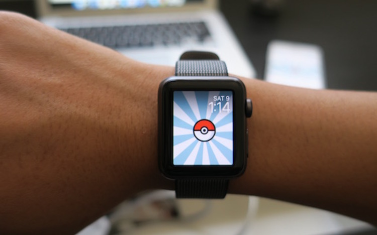 Pokemon Go approda sull'Apple Watch