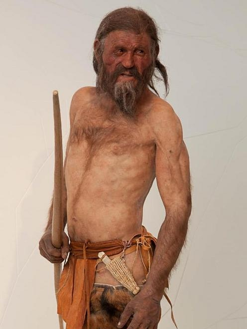 Ciaspola risalente all'epoca del rame