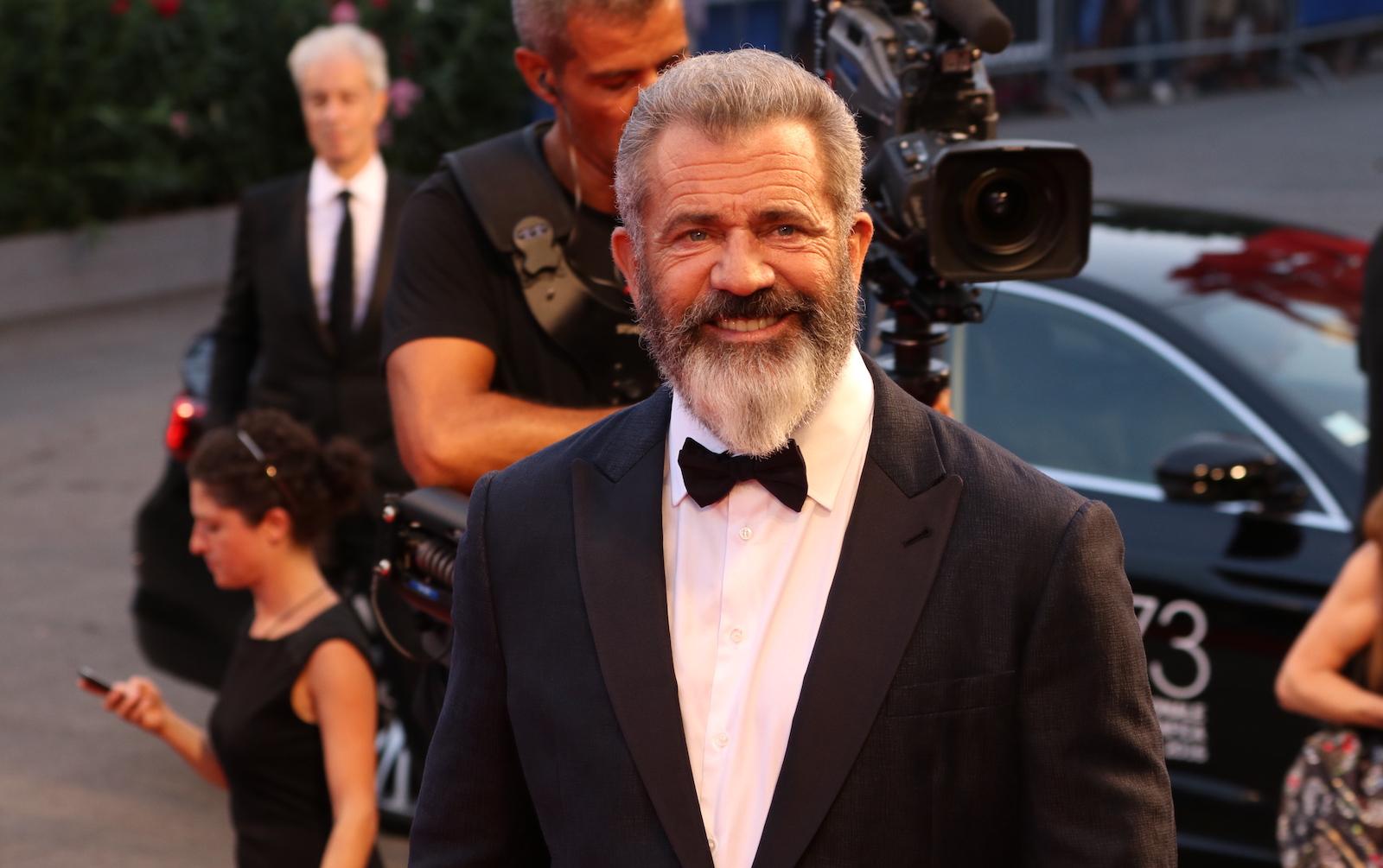 Mel Gibson presenta Hacksaw Ridge a Venezia