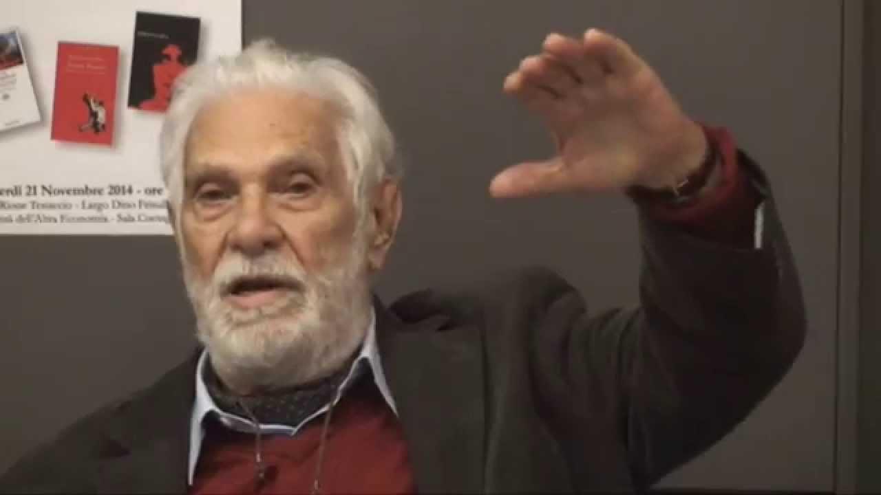 Ermanno Rea morto a Roma: grande scrittore e giornalista
