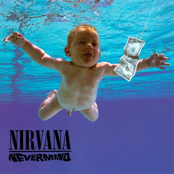 Nevermind Nirvana 25 anni