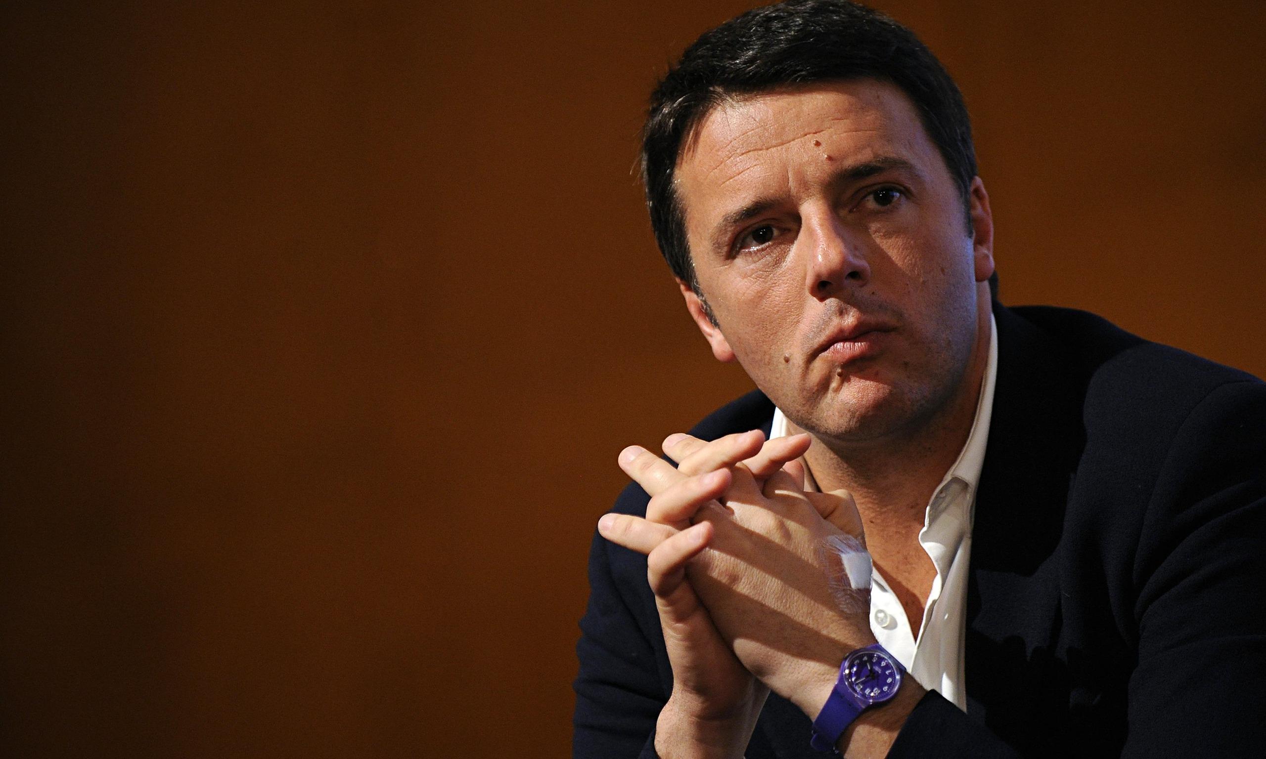 Canone Rai più leggero: promessa di Renzi