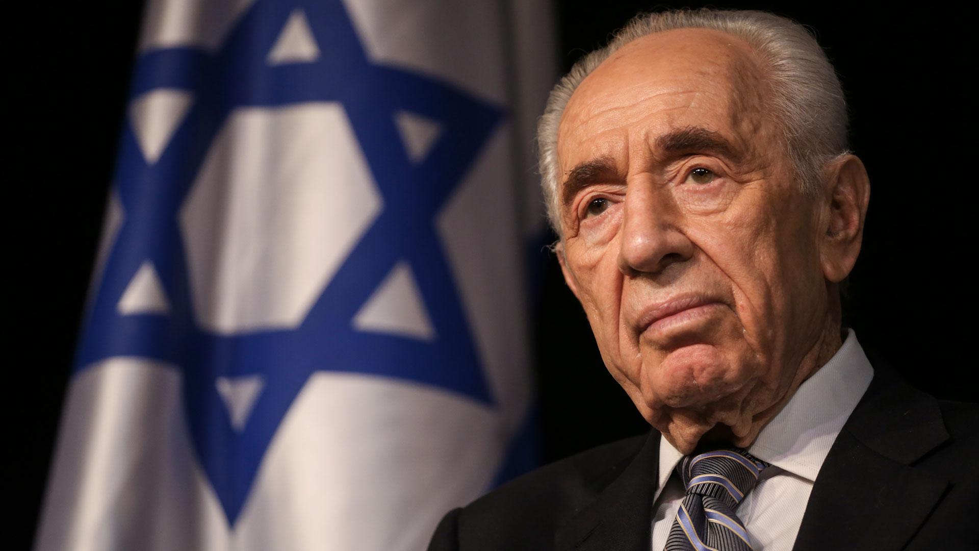 Shimon Peres morte Israele lutto