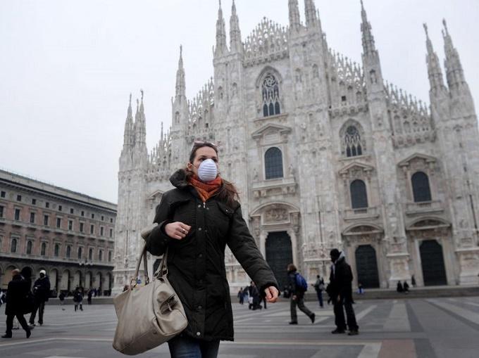 Smog: rischio arteriosclerosi per torinesi e milanesi
